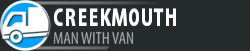 Man with Van Creekmouth